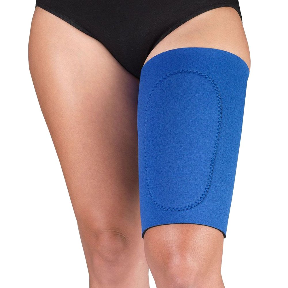 OTC Thigh Support, Oval Compression Pad, Neoprene, Large