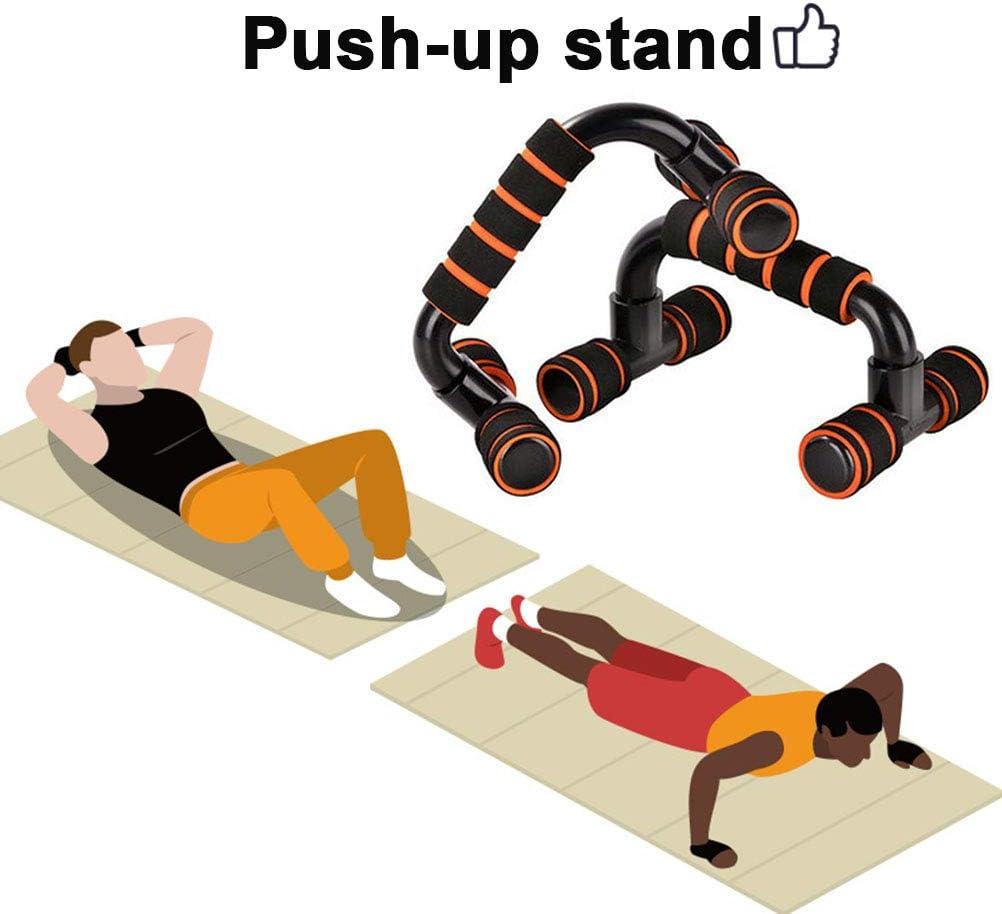 Poign/ée en Mousse Bestice Push Up Bars Stand Entra/înement de Gymnastique /à Domicile