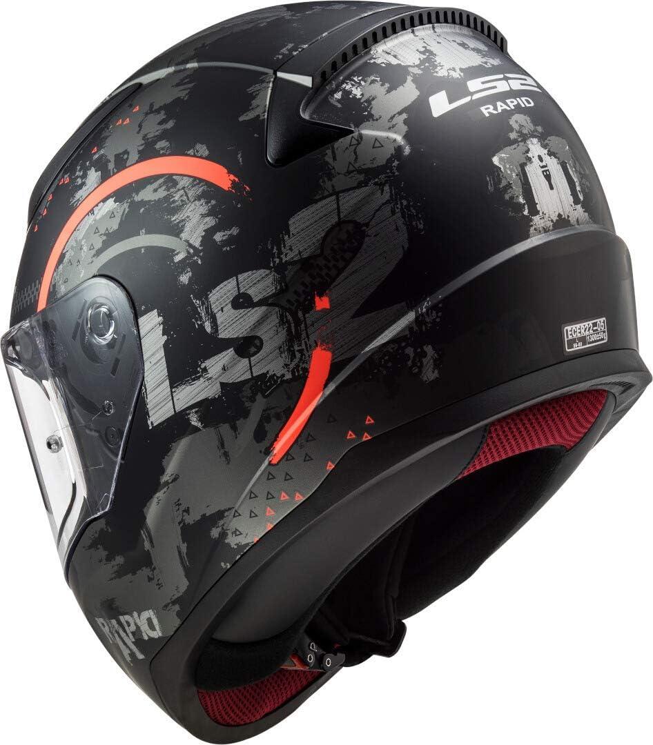 Casco de moto LS2 FF353 Rapid