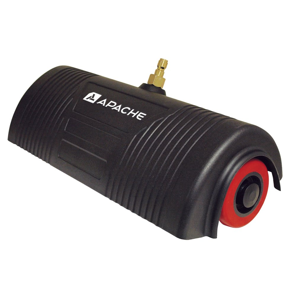 Apache 99023860 3600 PSI 4-Tip Pressure Washer Water Broom, Male Quick Disconnect Plug