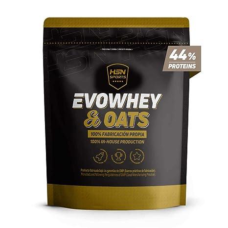 Evowhey & Oats de HSN Sports | Proteína Whey Harina de Avena ...