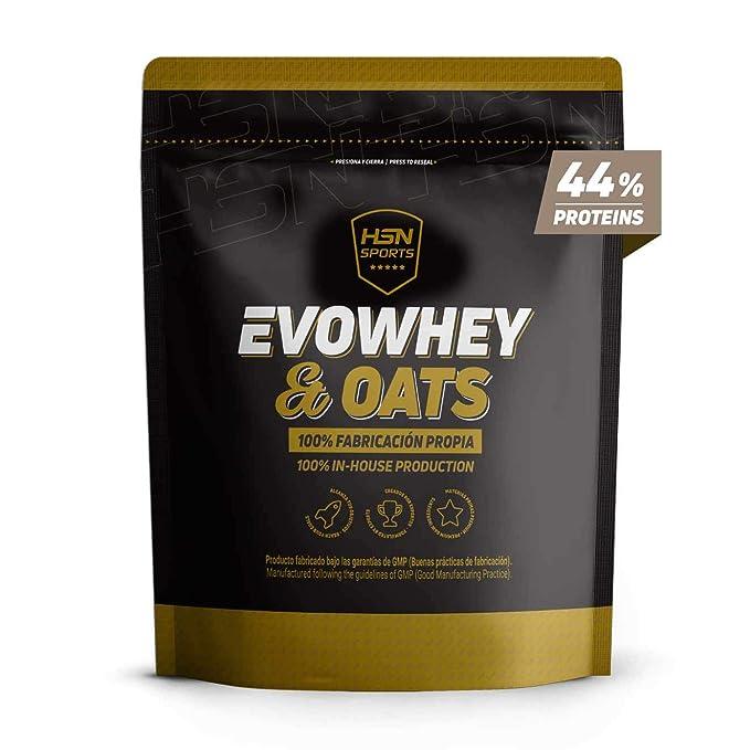 Evowhey & Oats de HSN Sports | Proteína de Suero de Leche (Whey) con Harina de ...