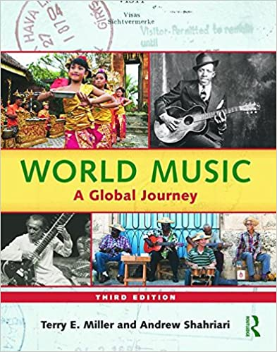 World Music: A Global Journey - Only