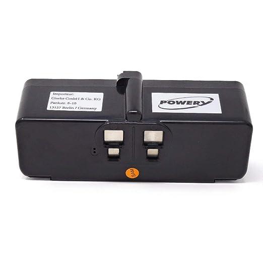 Powery Batería para Robot Aspirador iRobot Roomba 980: Amazon.es: Electrónica