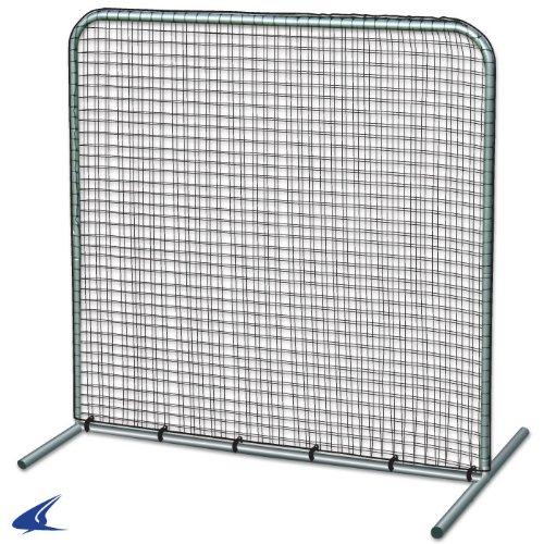 Champro Infield Style Screen (Silver/Green, 7 x - Screen Infield