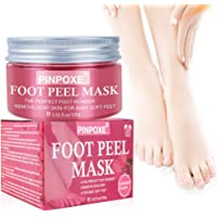 Foot Peel Mask, Foot Peel Mask Exfoliating, Removes Calluses, Dead and Dry Skin, Repairs Rough Heels, Make Your Feet…