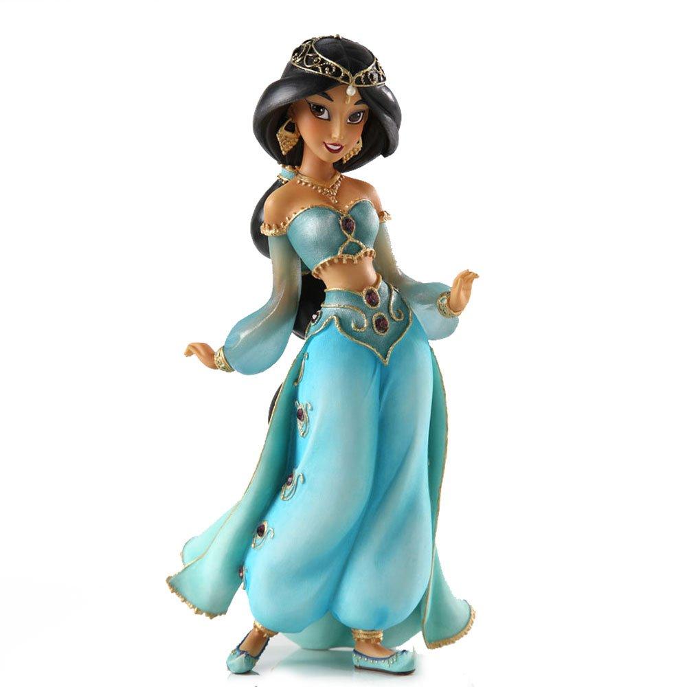amazon com enesco disney showcase jasmine couture de force princess