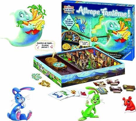 Ravensburger 222216 - Juego de Tablero (Multi, Caja): Amazon.es: Juguetes y juegos
