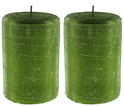 Jay Imports Green Velvet Glitter 3