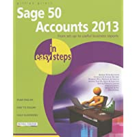 Sage 50 Accounts 2013 in easy steps