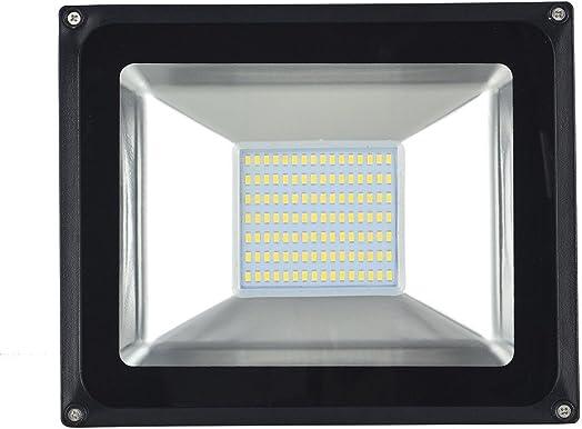 5X 100W 110V LED Floodlight SMD Outdoor Garden Light Warm White Waterproof IP65