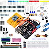 Emakefun UNO R3 Project MPU6050 Starter Kit w/Tutorial for Arduino UNO Mega2560 Nano
