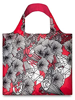 LOQI Bloom Reusable Shopping Bag
