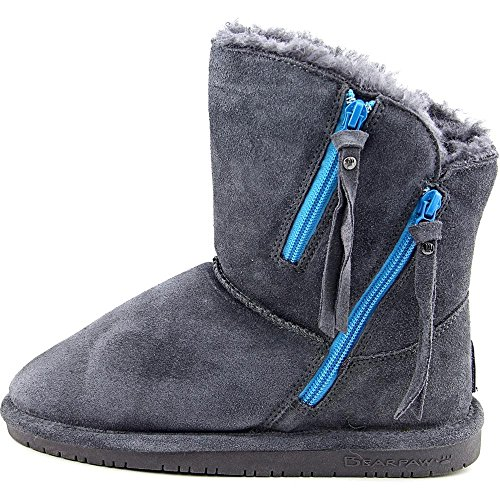 BEARPAW Damen Mimi Fashion Boot Holzkohle