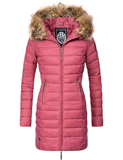 Rose Steppmantel Xs Winter 20 Damen Farben Mantel Xxl Marikoo 0wnPkO8
