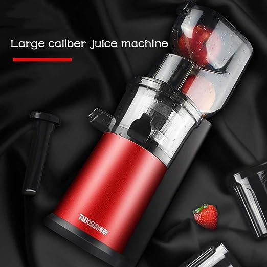 LXD Máquina de jugo para el hogar, Exprimidor de compresión lenta ...