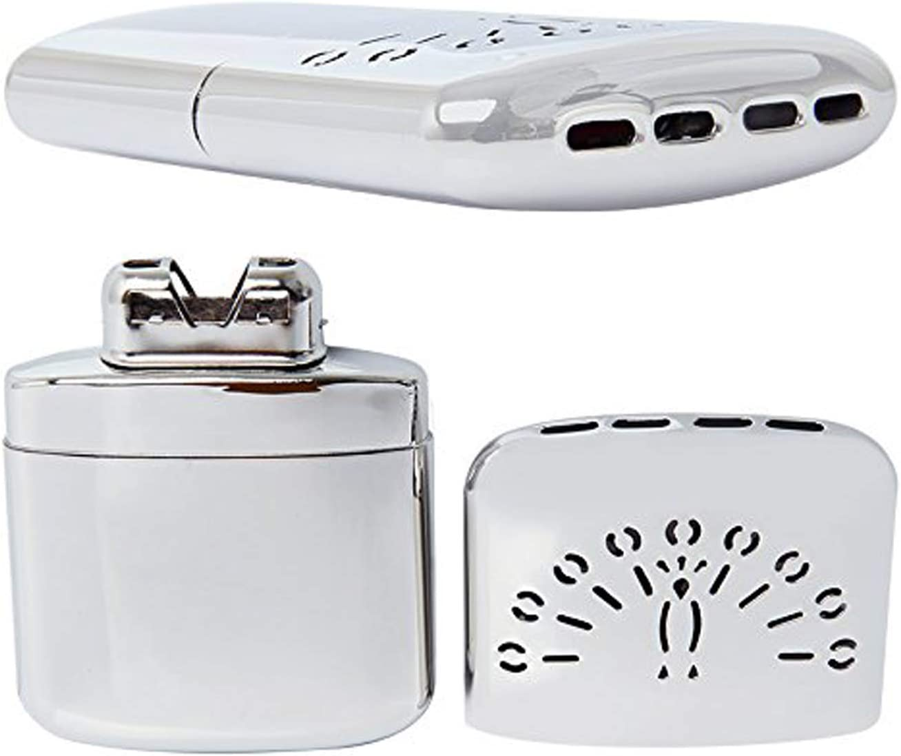Peacock Japanese Giant Size Platinum Catalyst Metal Hand Warmer