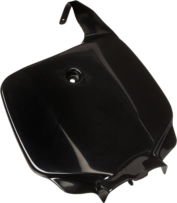 UFO KA03712-001 Replacement Plastic for Kawasaki Plate# F KX85 Black