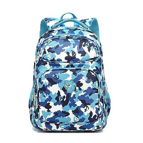 DS-mochila escolar Mochilas - Mochilas escolares para niños y para mujeres Escuela primaria Mochila