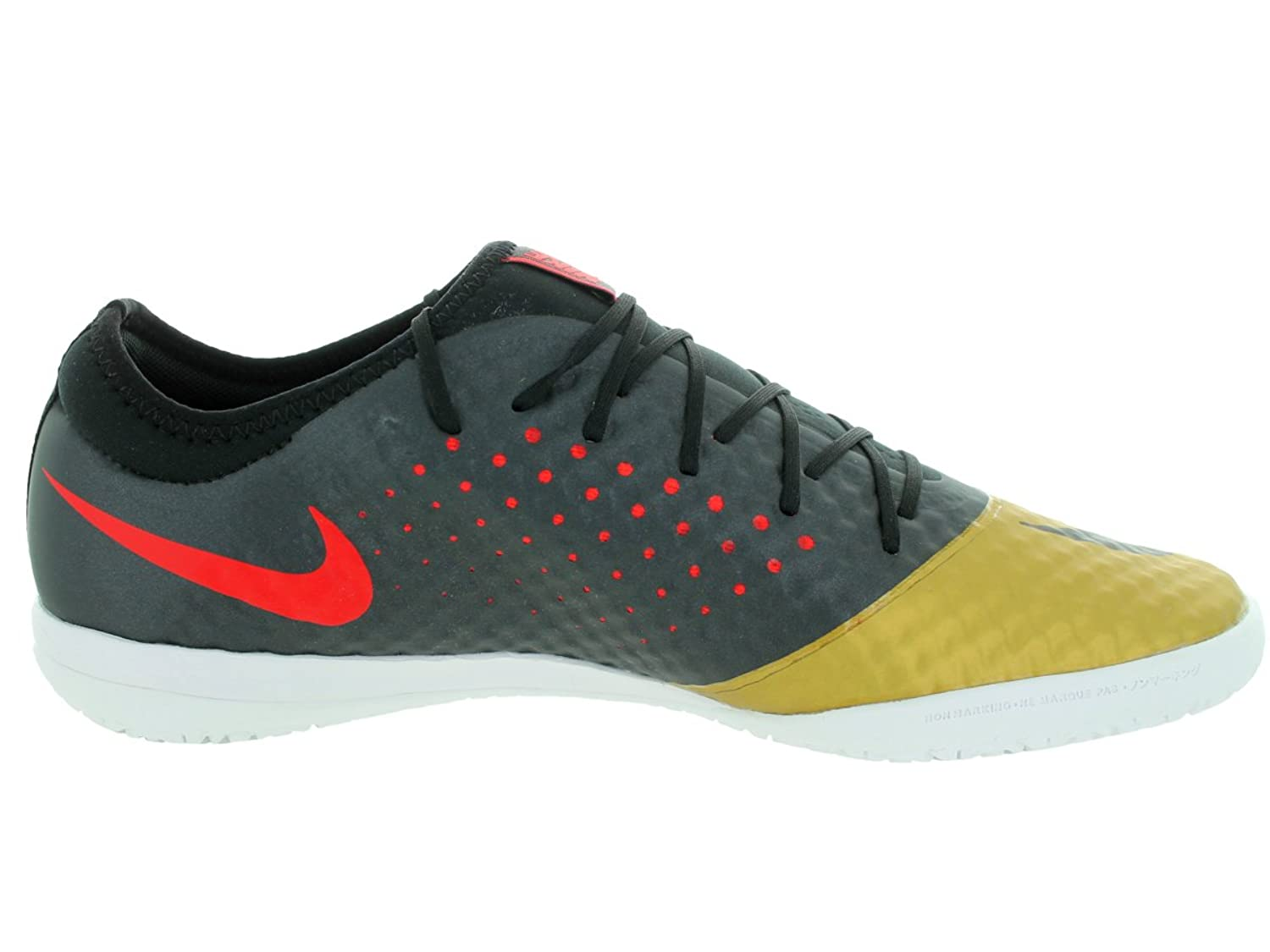 Nike Men's Mercurialx Finale IC Mtllc Gold/Blk/Chllng Rd/White Indoor  Soccer Shoe 10. 5 Men US: Buy Online at Low Prices in India - Amazon.in