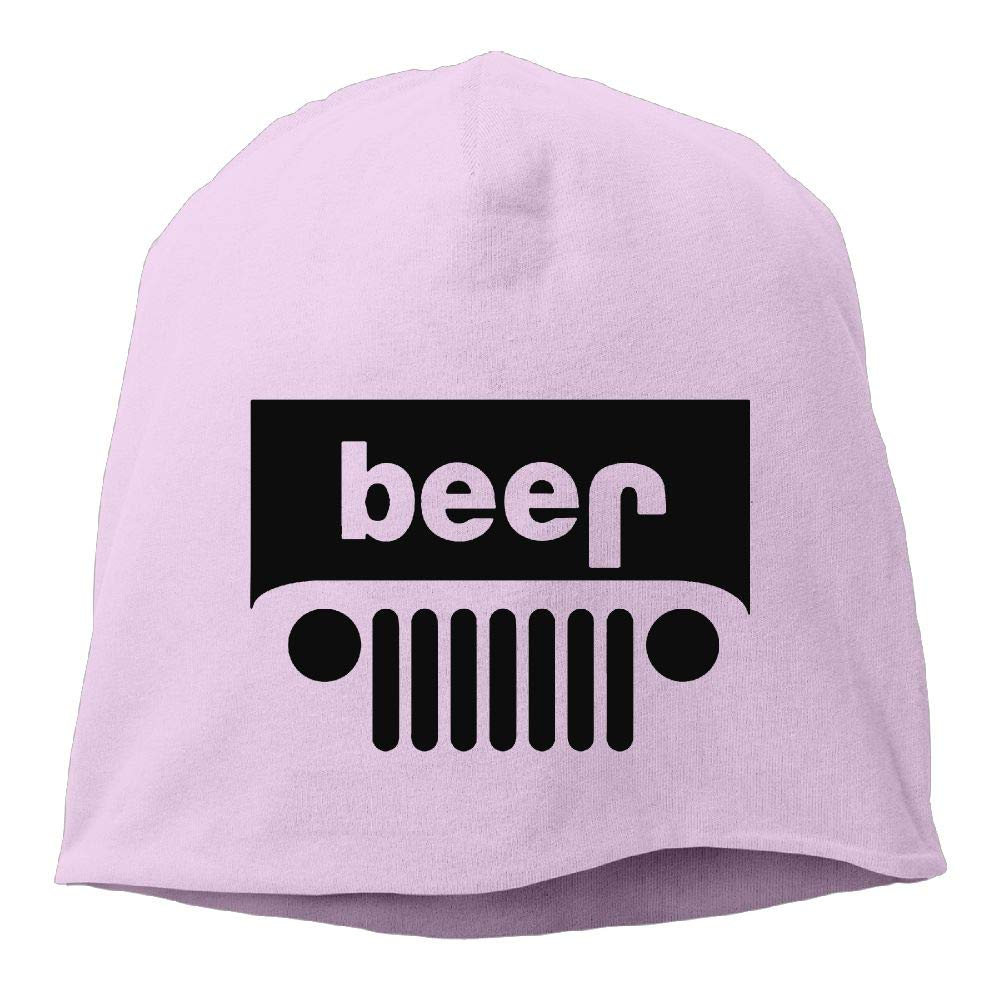 The Beer has an Interesting Adjustable Baseball Cap