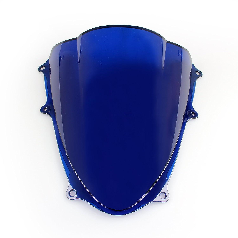 Areyourshop Pare-brise double bulle pour GSXR 1000 2009-2016 K9