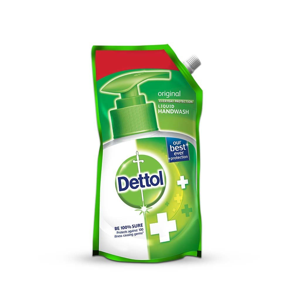 Dettol Liquid Hand wash, Original - 750 ml: Amazon.in: Health