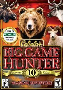 Cabela's Big Game Hunter 2007 10th Anniversary Edition (Alaskan Adventure)