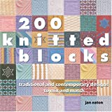 200 Knitted Blocks, Jan Eaton, 1564775968
