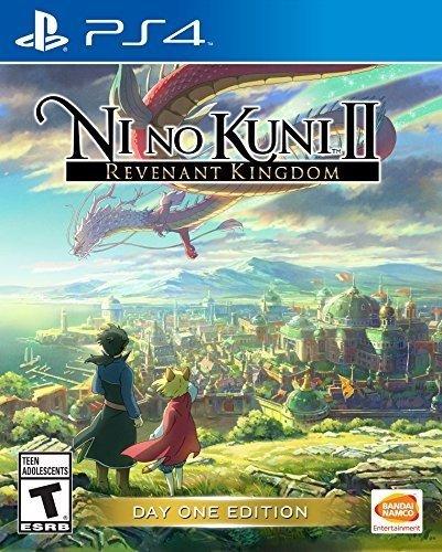 Ni no Kuni II -  Revenant Kingdom  PlayStation 4 - Day One (Secret Of Mana)