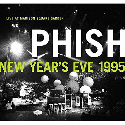 Phish New Year's Eve 1995 Live At Madison Square Garden Record Store Day 2015 Rare Boxset