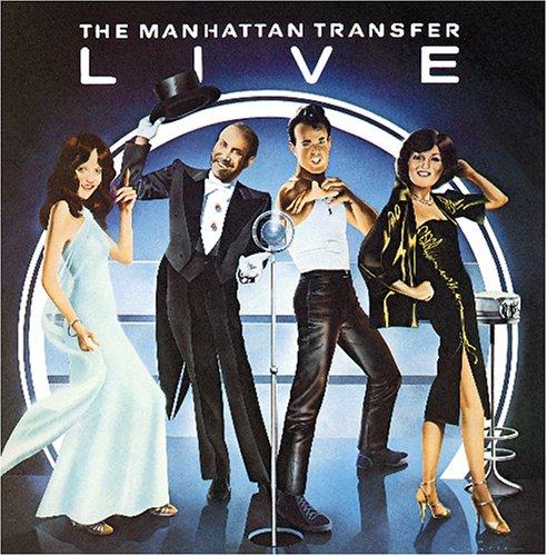 Live: Manhattan Transfer