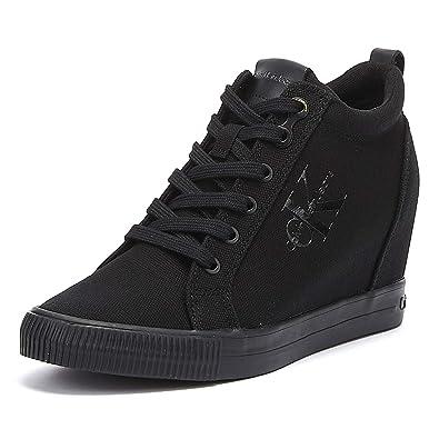 Calvin Klein Jeans Iacopo Sneaker High Herren Schwarz