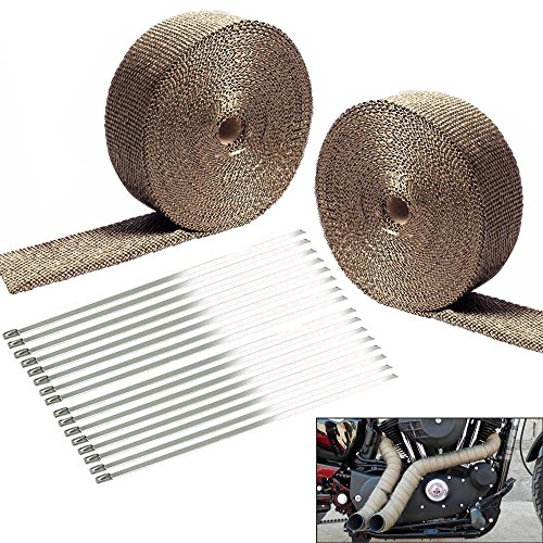 Exhaust Wrap Foneso 2