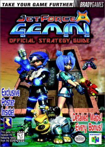 (Jet Force Gemini Official Strategy Guide (Brady)