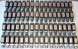 64 PAIRS (128 pCS.) Mini CCTV BNC Video Balun