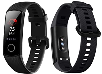 Huawei Honor Band 4 - Modelo 2019 - Pulsera de Actividad Inteligente Unisex Adulto, Color Black, Talla Única