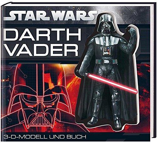 STAR WARS Darth Vader: 3-D-Modell und Buch Gebundenes Buch – 1. August 2011 Daniel Wallace Heel 3868524487 Star Wars; Nonbooks