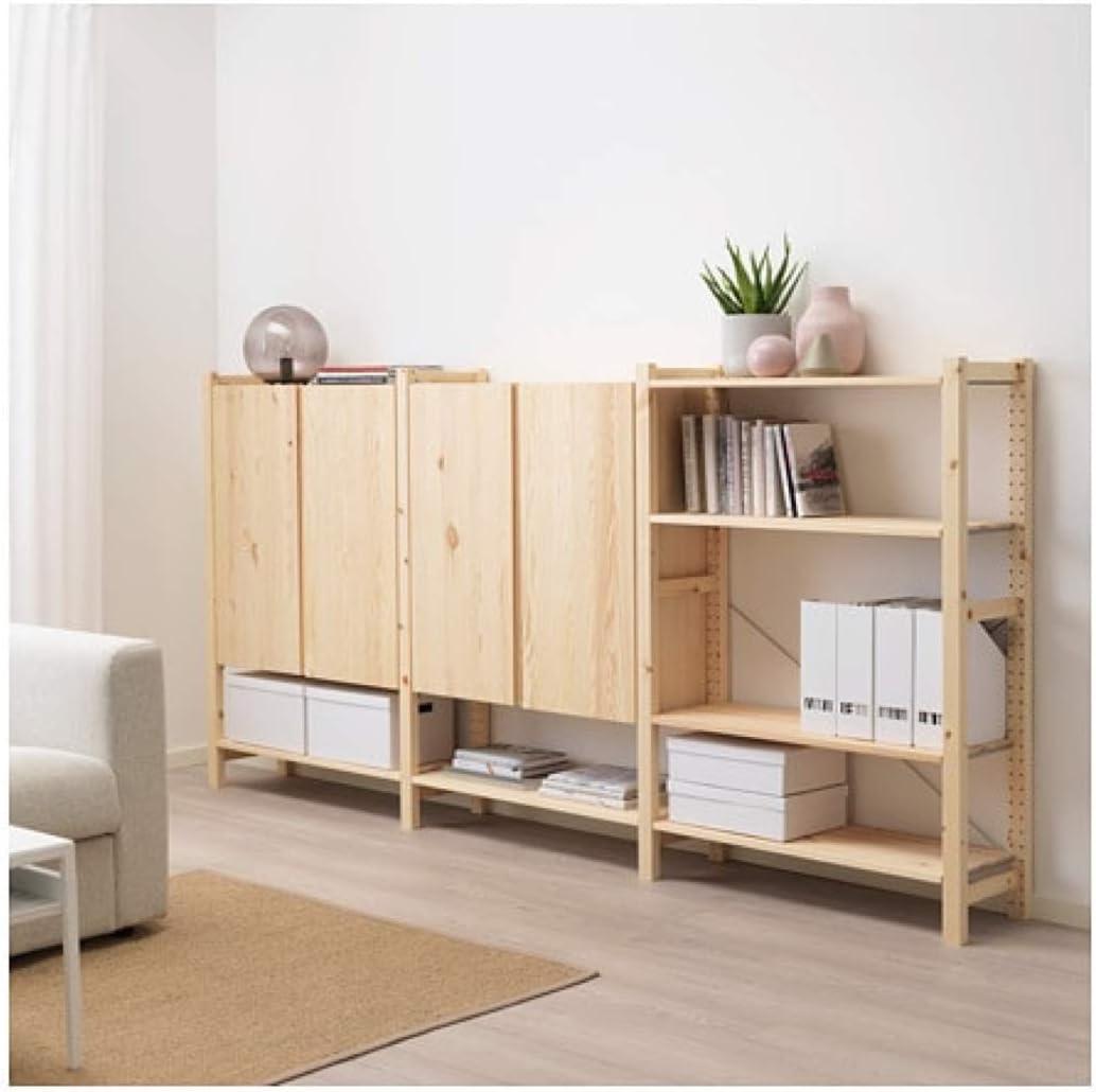 IKEA 400.337.63 Ivar - Armario de madera de pino (32 x 12 x ...