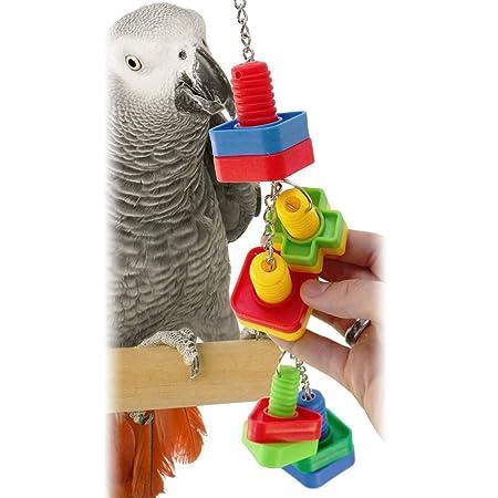 Lifet - Juguete para Masticar pájaros, jaulas Decorativas ...