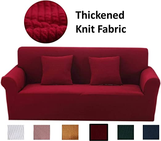 Argstar Thickened Premium Couch Cover, Thick Sofa Cover, Sofa Cover,  Slipcover Couch Covers for Living Room 3 Seaters, Couch Covers for Sofa,  Slip ...
