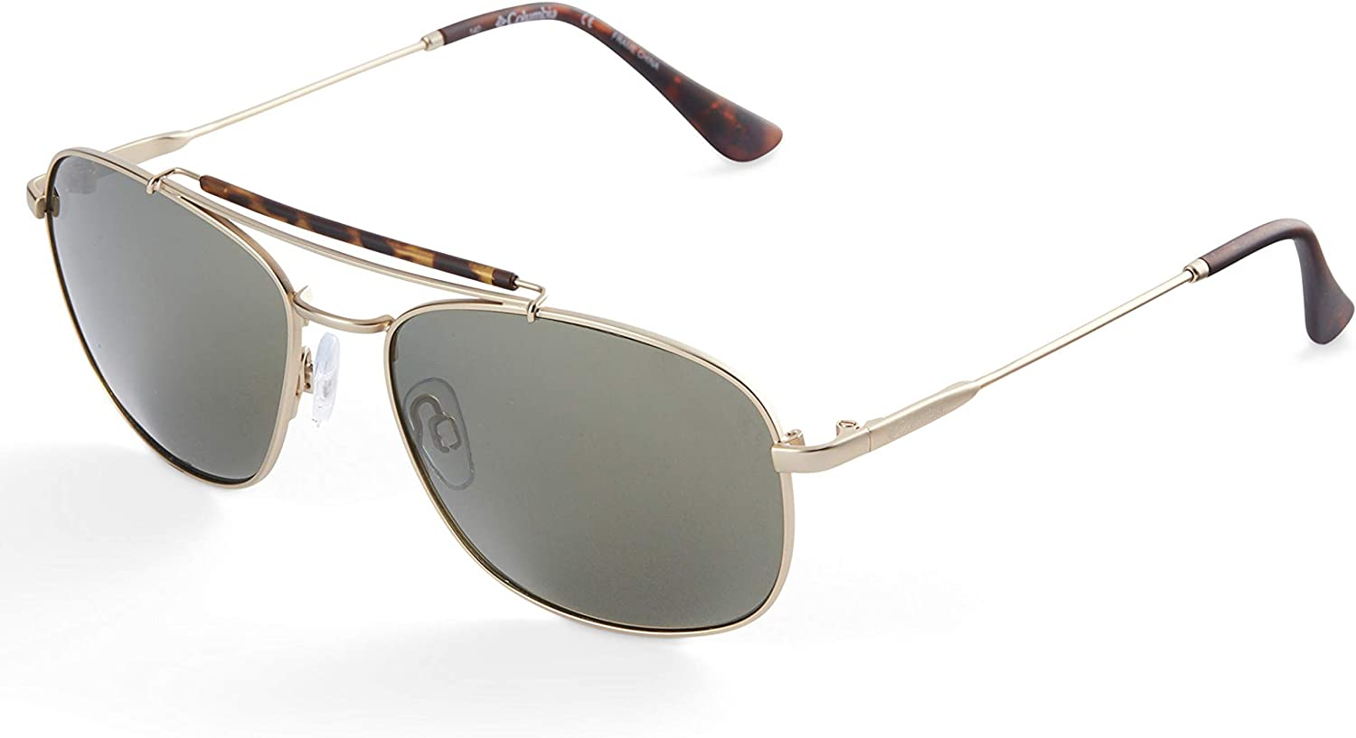 Columbia Trail Dash Aviator Sunglasses