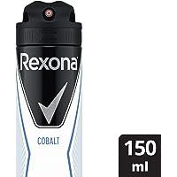 Rexona Men Cobalt Erkek Anti-Perspirant Sprey Deodorant (1 x 150 ml)