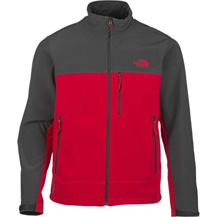 Amazon.com: The North Face Apex Bionic Soft Shell Jacket ...