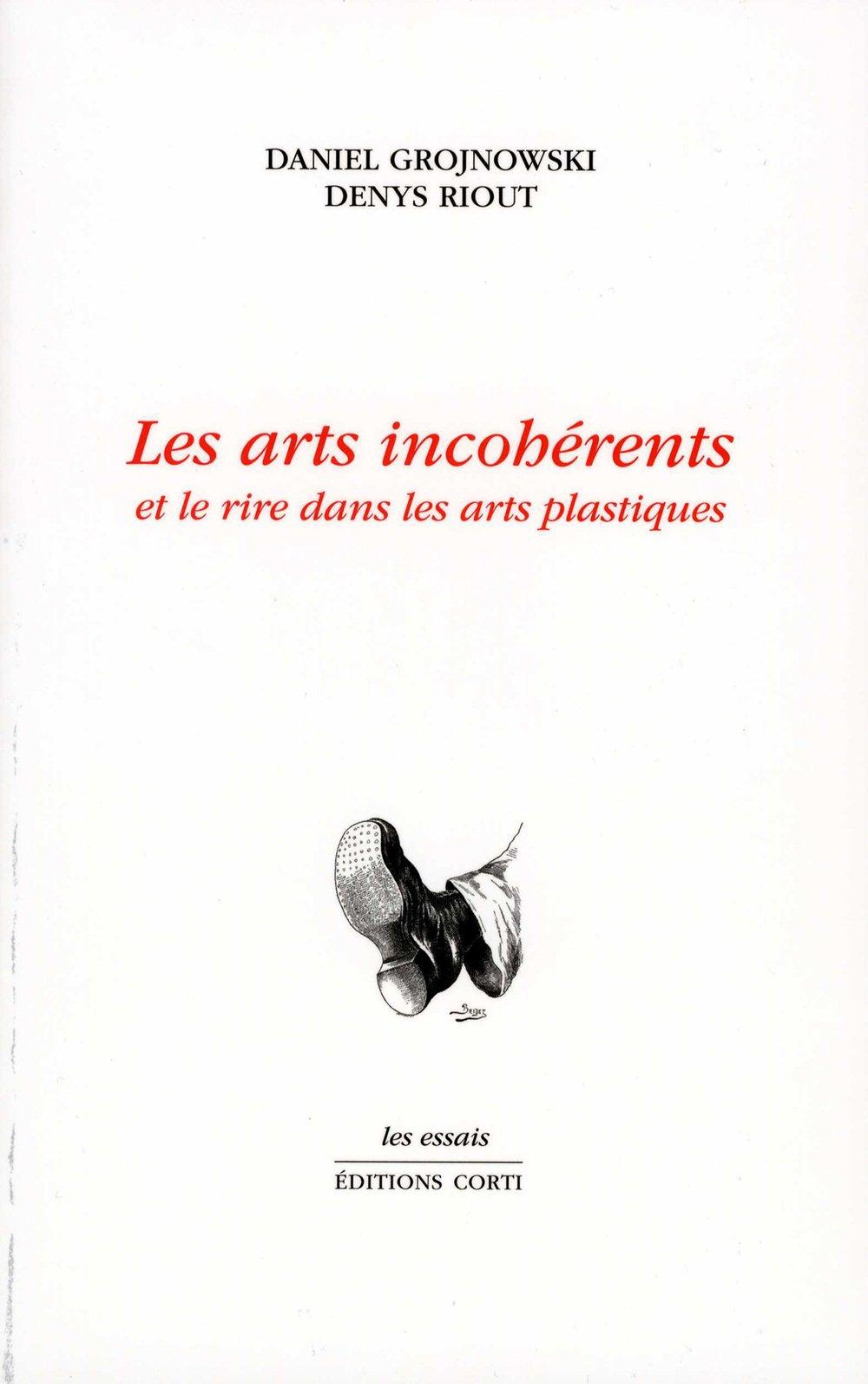 Download Les arts incohérents et le rire dans les arts plastiques PDF