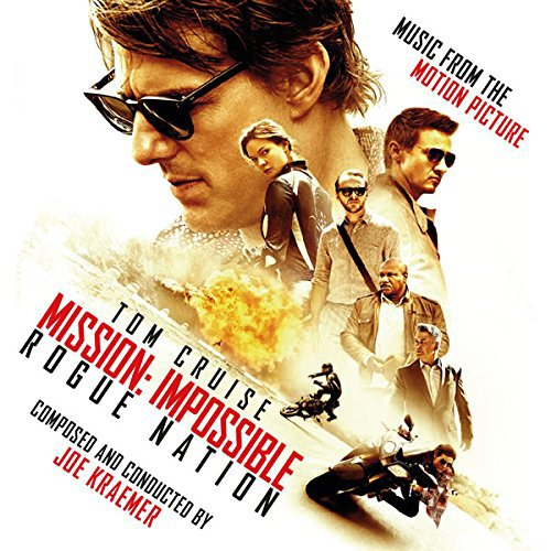 Mission: Impossible - Rogue Nation (Best Of Simon Pegg)