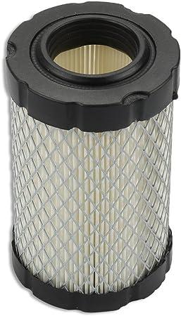 Amazon.com: Kaymon Filtro de aire con Pre filtro 796031 ...