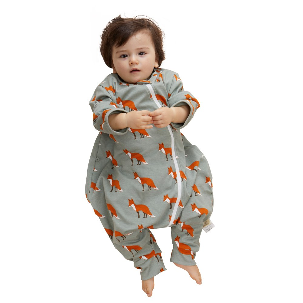 COVATOR SLEEPWEAR 80cm/31.5 inches Orange Fox B07DC3KQRT