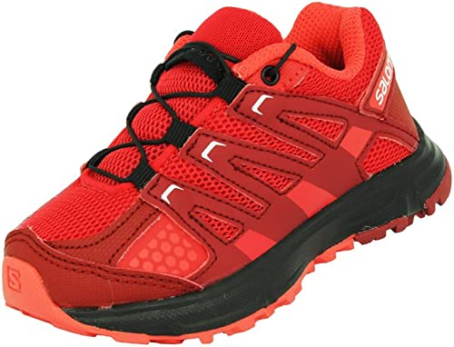 Salomon Junior XR Mission Zapatilla De Correr para Tierra - 30: Amazon.es: Zapatos y complementos