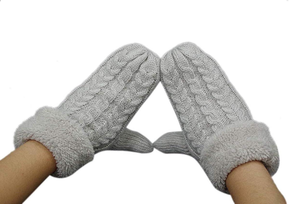 ACVIP Women's Wool Knit...